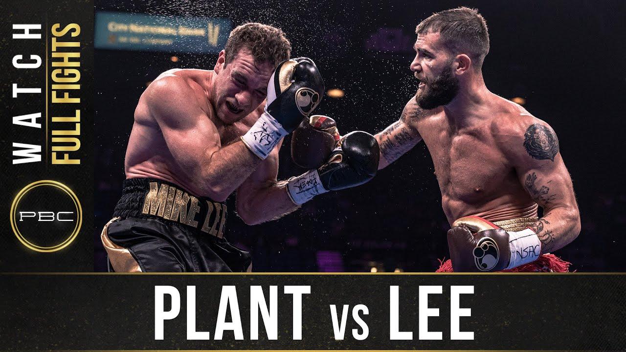 Plant vs Lee FULL FIGHT: July 20, 2019 - PBC on FOX