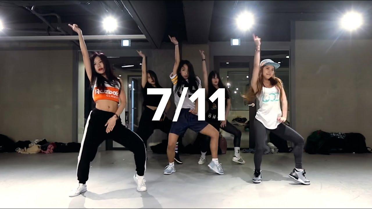 7/11 - Beyoncé / Mina Myoung Choreography