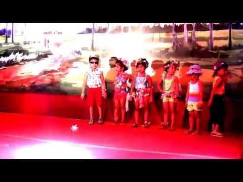 Kids Fashion Show Colors of Seasons - SUmmeR