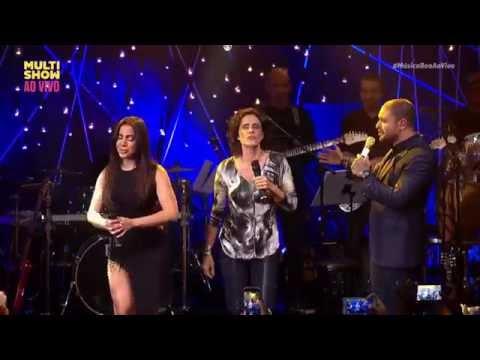 Anitta Diogo Nogueira Zélia Duncan e Jorge Aragão - Poder da Criação Música Boa Ao Vivo
