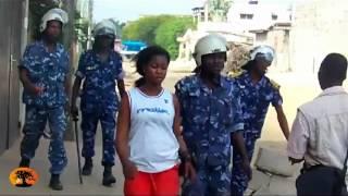 Voici comment la soldatesque de Faure Gnassingbé traite les femmes [28/08/2012]