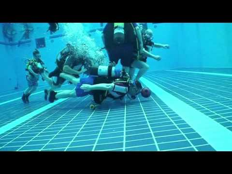 Diveworld Videos | Macmillan football movie