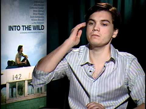 Into the Wild  Exclusive: Emile Hirsch