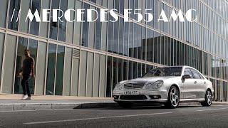 // MERCEDES E55 AMG