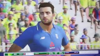 Ashes Cricket 2017 10 Minutes Of Gameplay (PS4 XBOX ONE PC)