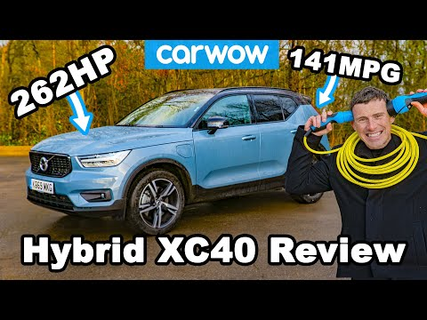 This new XC40 is the BEST Volvo! *Review*