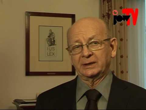 Rzecznik Praw Obywatelskich Janusz Kochanowski o JOW - JOWTV