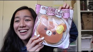 BIGGEST SQUISHY PACKAGE EVER!! | Cyndercake415