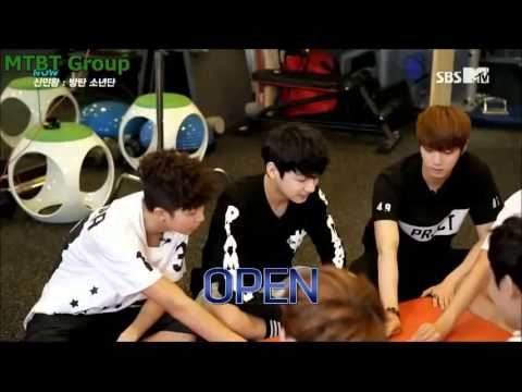 [MTBT Group][Vietsub] - Rookie King BTS : Channel Bangtan Ep 6