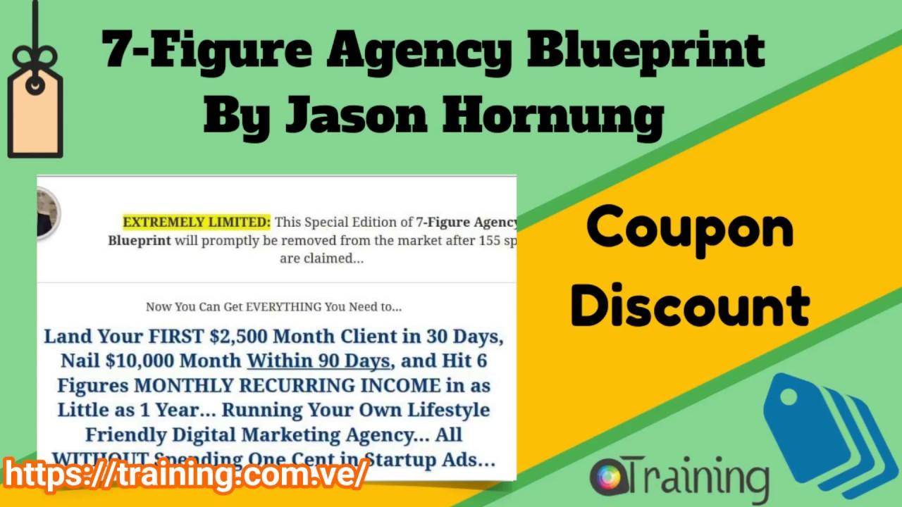 7 figure agency blueprint by jason hornung download youtube 7 figure agency blueprint by jason hornung download malvernweather Gallery