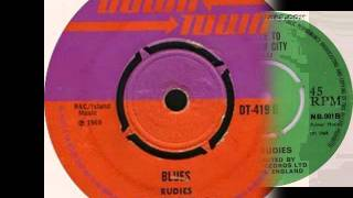 The Rudies - The 7-11 Go To The Go Go Club Part 1 (1968)