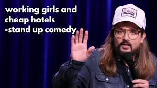 Working Girls and Cheap Hotels with Dusty Slay.