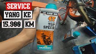 KENAPA PERLU SERVICE DI DEALER KTM