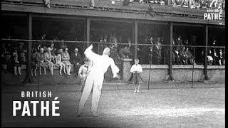 Lawn Tennis (1930)
