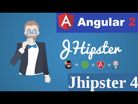 jhipster entity | How to create entity in java | create jhipster 4 +  angular 2 entity |