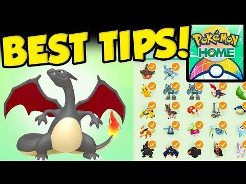 BEST Pokemon Home Tips And Tricks - RELEASE MULTIPLE POKEMON - Pokemon Home Guide!
