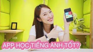 Tìm ra app học Tiếng Anh cực hay và dễ học cho Người Việt | Khánh Vy Official