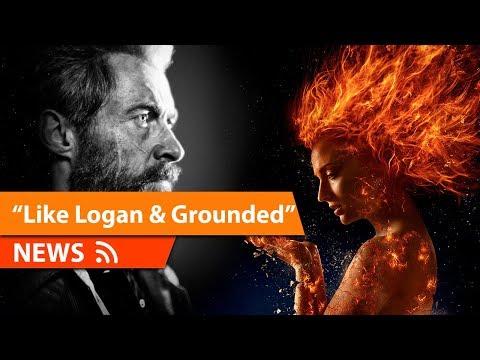 X-Men Dark Phoenix is a Logan like Grounded Film - 동영상