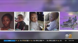 AMBER Alert Issued For 3 Kids, Allegedly Taken By Mother