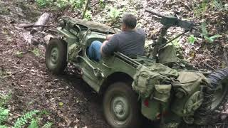 Willys Reunion Wheeling