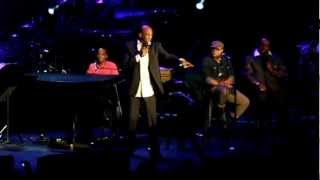 Kirk Franklin Medley-- We Fall Down Donnie McClurkin--King