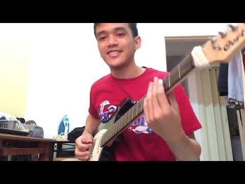 Supa strikas theme song-guitar cover