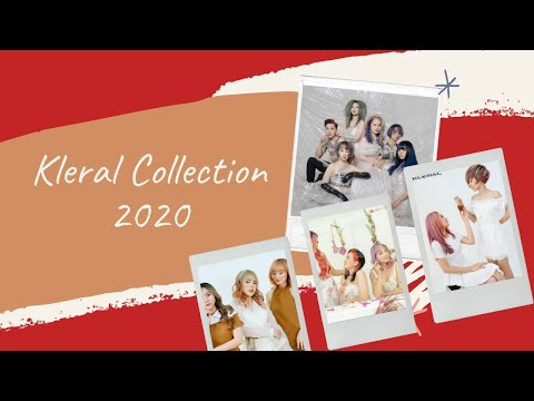 KLÉRAL COLLECTION 2020