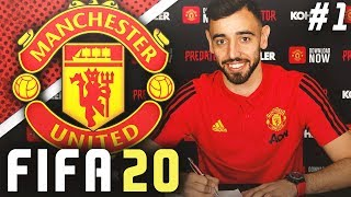 FIFA 20 Manchester United Career Mode EP1 - BRINGING BACK THE GLORY DAYS!!