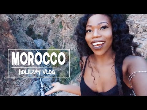 "MOROCCO - DAY 2/3: ""We Climbed A Mountain""...HOLIDAY VLOG!!"