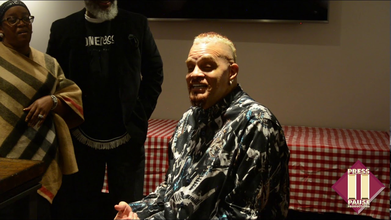 Download Sinbad Tells Funny Stories About Prince