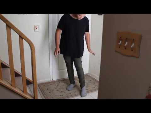 H&M Twill Joggers Review