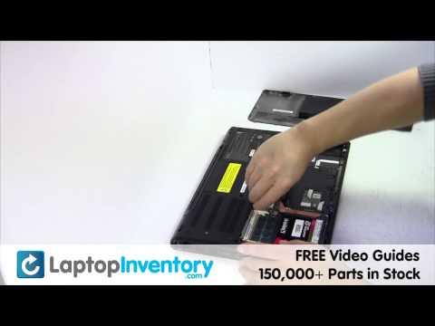 Sony Vaio VPC-SB WiFi Card Replacement Guide - VPC-SA VPCSA VPCSB