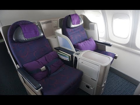 Air China Business Class 787-9 Shanghai to Beijing CA1858