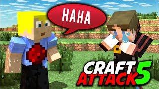 Die Spark Challenge 💥 Craft Attack 5 #18 Minecraft Deutsch 💥 baastiZockt