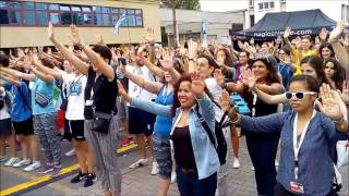 mercy fest day 1 world youth day in wrocław 2016