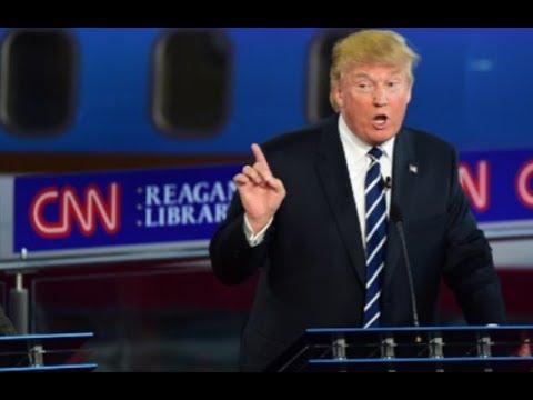 Donald Trump Bodyslams The Establishment