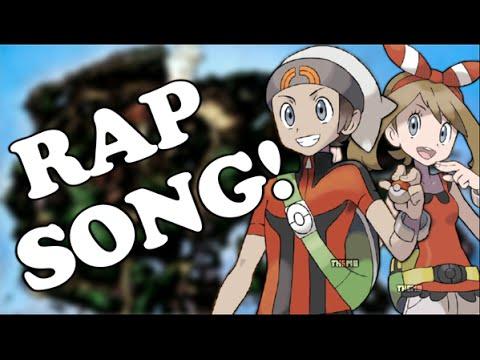 Pokémon Omega Ruby & Alpha Sapphire RAP SONG!