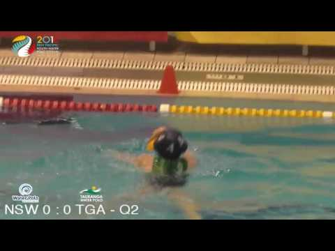 2016 Pan Pacific Youth Water Polo Festival: Under 14 Girls' Bronze
