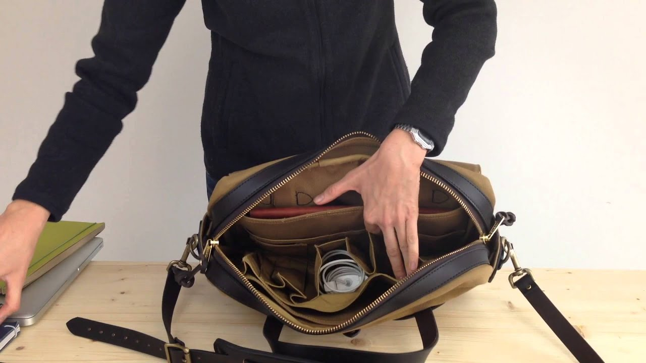Filson Briefcase Computer Bag 70257