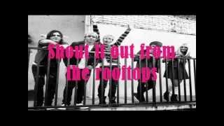 loud r5 acoustic lyrics video