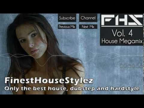 ♦Vol. 4♦ Dirty / House - Megamix (2012) [HD]