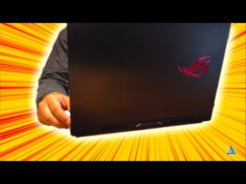 [HINDI] Asus ROG Zephyrus GA502DU REVIEW and UNBOXING [BENCHMARKS, GAMING]
