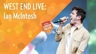 West End Live 2016 Ian McIntosh
