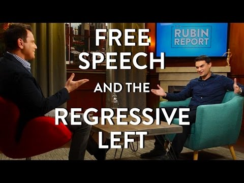Ben Shapiro on Free Speech, College Campuses, and The Regressive Left
