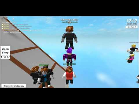 Roblox Hide And Seek Xtreme Glitch On The Map Attic Youtube