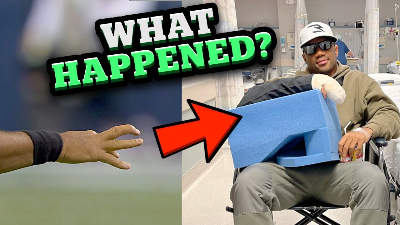 Download Russell Wilson NASTY Finger Injury - Doctor Explains How Bad it Could Be