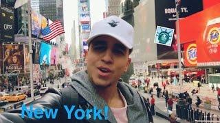 HAMZA ZAIDI EN NUEVA YORK | VLOG