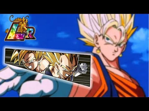 NEW ACCOUNT SHOWCASE! LR VEGITO FOR LIFE! | Dragon Ball Z Dokkan Battle