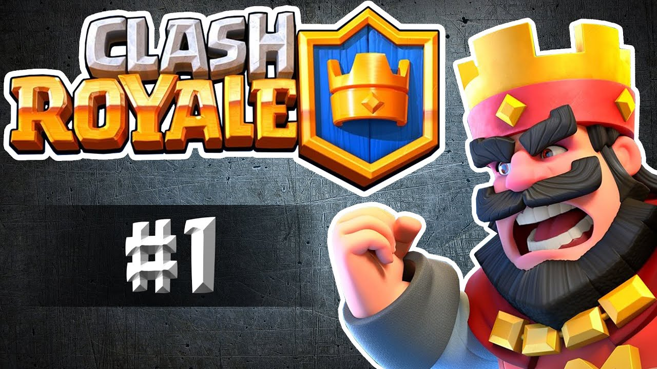 Clash Royale Magyarul | Let's Play Clash Royale 1 - YouTube