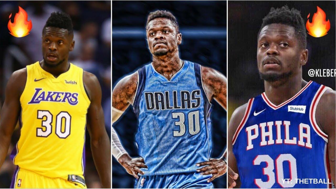 best service 150b0 e3c0f Top 3 Trade Ideas for Julius Randle | Los Angeles Lakers | 2017-18 NBA  Season